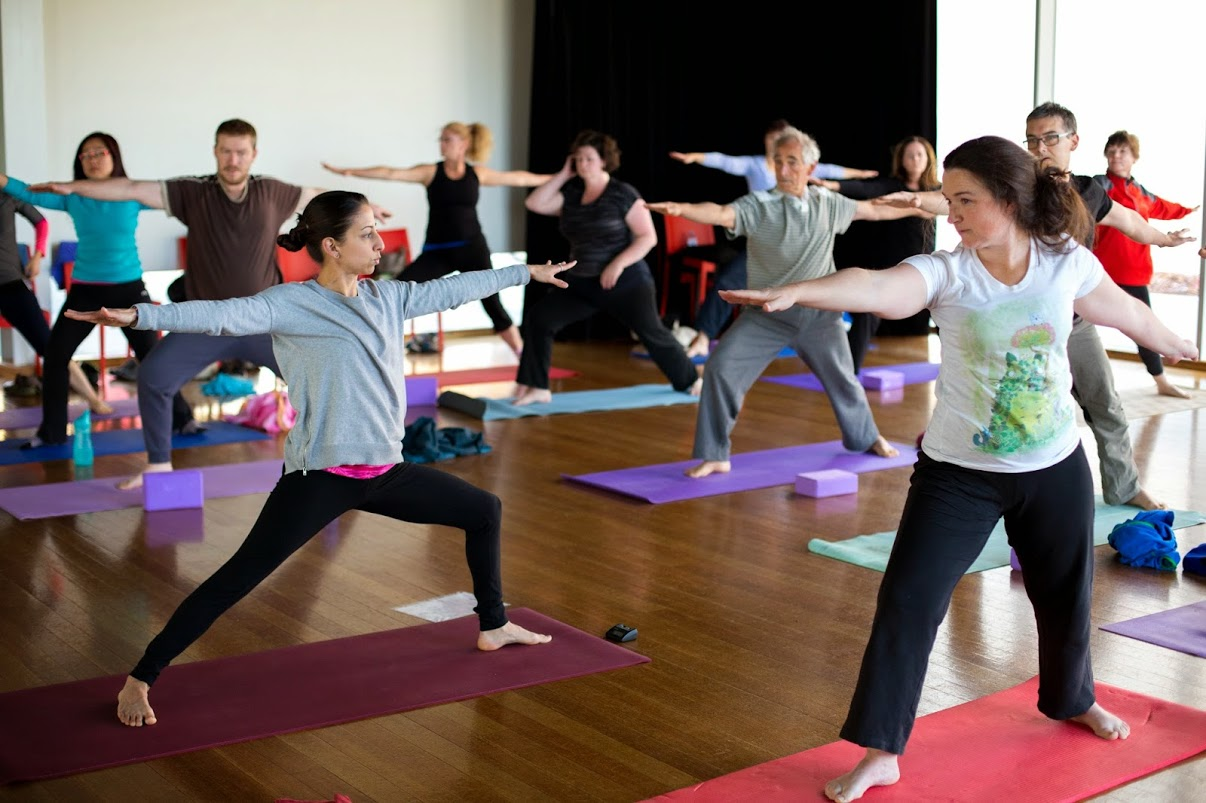 Yogasana Fitness Yoga Classes in Belconnen