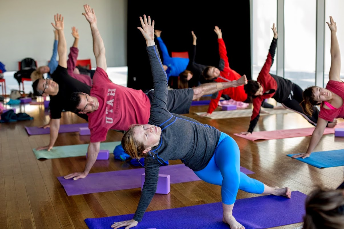 Yogasana Fitness Yoga Classes in Belconnen Canberra